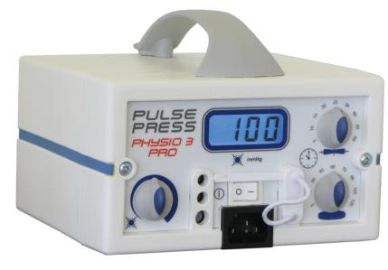 Pulse Press Physio 3 Pro (pour vêtements 3 cellules)