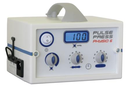 Pulse Press Physio 6 (pour vêtements 6 cellules)