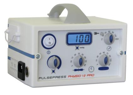 Pulse Press Physio 12 PRO (pour vêtements 12 et 24 cellules)