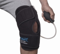 Support Thermoactive avec Hot/Cold Gel Pack pour le genou